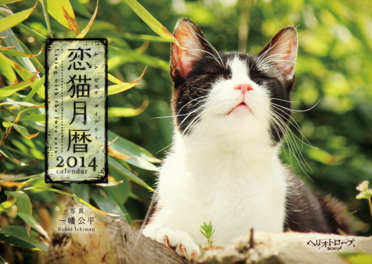 恋猫月暦2014